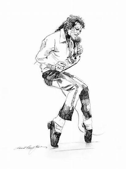 Jackson Michael King Pop David Drawing Lloyd