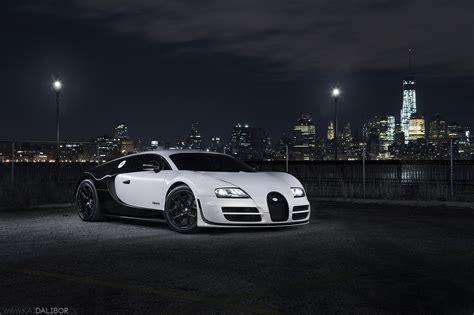 Photograph Bugatti Veyron Supersport Pur Blanc By Kai