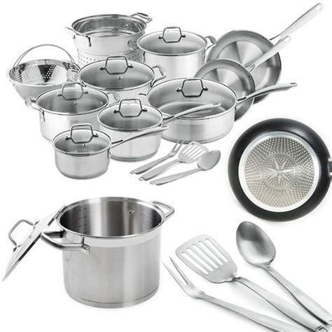 induction cookware utensils bright kitchen heat stove