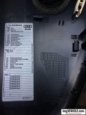 2013 Audi A6 Fuse Diagram 24506 Getacd Es
