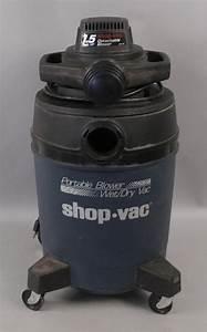 1 5 Hp Shop Vac Vacuum W   Detachable Blower
