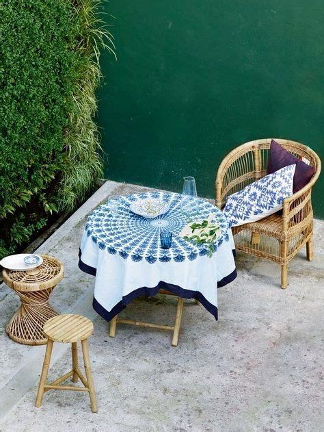 deco exterieure osez le mur jardin peint en couleur
