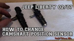 How To   Change The Camshaft Position Sensor    Jeep