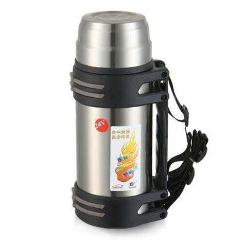 Car heated mug/ 24 V /12V Car heated mug with 850ML big capacity/All colour could offer Car