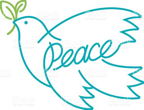 Dove Clipart Peace Dove Clipart Www Pixshark Images Galleries