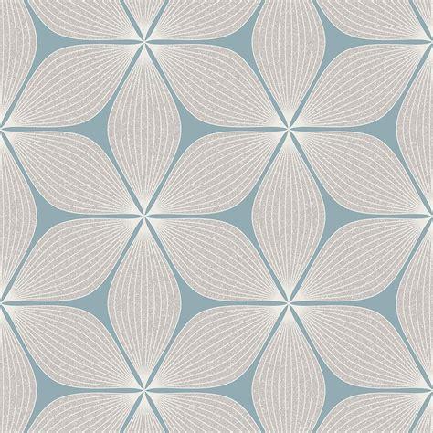 coloroll vibration wallpaper teal silver