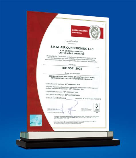 bureau veritas qatar s k m air conditioning llc