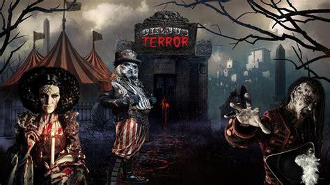 circus  terror robin klinger entertainment