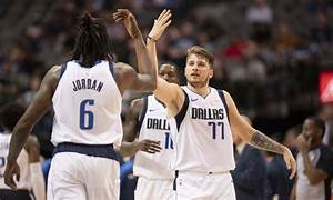 Luka Doncic And DeAndre Jordan Set To Make Magic Out Of