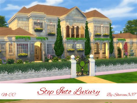 Sims 4 mansion download free doctor. Step Into Luxury home by sharon337 at TSR » Sims 4 Updates