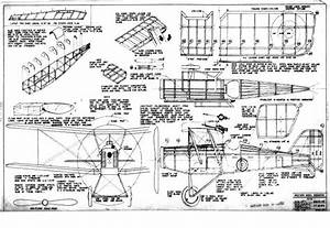 Royal Aircraft S E 5 Fighter 4 Plans