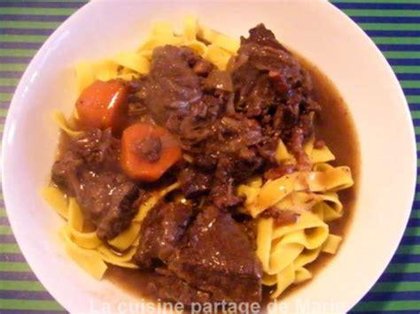 cuisiner la joue de boeuf recettes de joue de boeuf 3