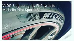 Michelin Pilot Sport 4s : michelin pilot sport 4s mps4s type r fk2 youtube ~ Maxctalentgroup.com Avis de Voitures