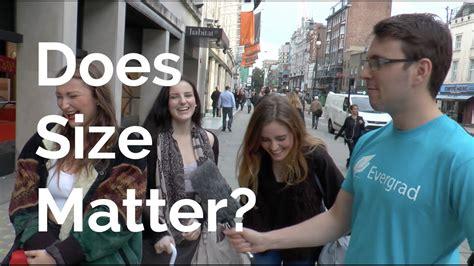 University Students: Does Size Matter? - YouTube