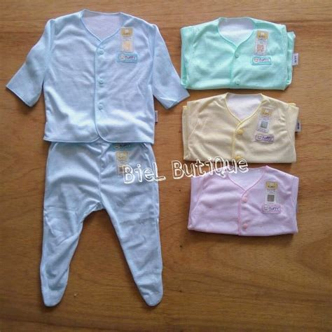 jual beli fluffy setelan newborn 0 3bln baju bayi