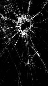 Iphone Wallpaper Broken Screen