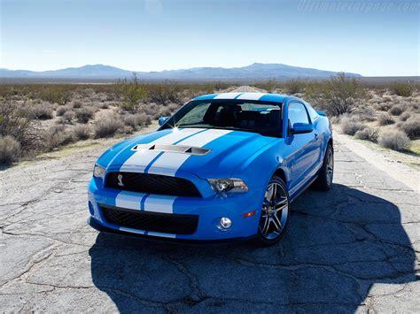 Ford Mustang Shelby Cobra Gt500kr