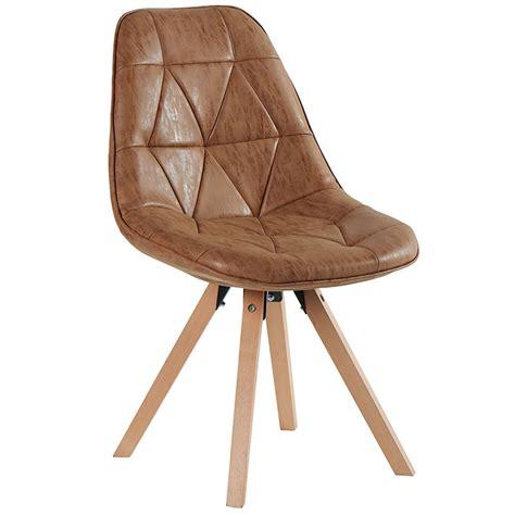 chaise design pied bois chaise pied bois design ciabiz com