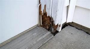 exterior-door-frame-repair-at-rotted-door-frame-termites ...