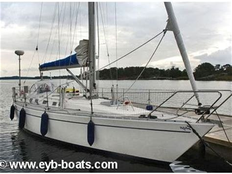 Draft Of Boat In Spanish by Finngulf 36 Shallow Draft Sailboats