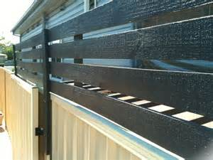 Fence Extension Privacy Screen