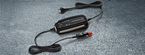 Porsche Tequipment Charge-o-mat Pro Battery Maintainer And