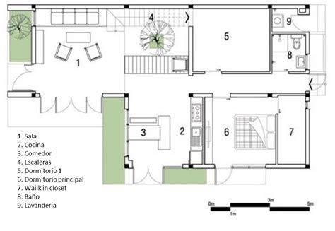 2 Pisos De Bancos En Diseño Casa Dos Pisos Tres Dormitorios Planos De