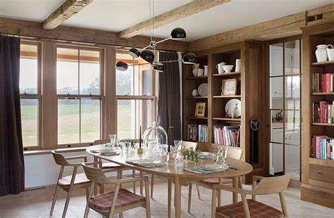 kitchen dining rooms designs ideas 30 unassumingly chic farmhouse style dining room ideas
