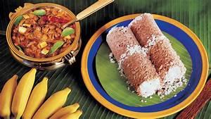 Recipe of Puttu and Kadala Curry, Vegetarian, Breakfast