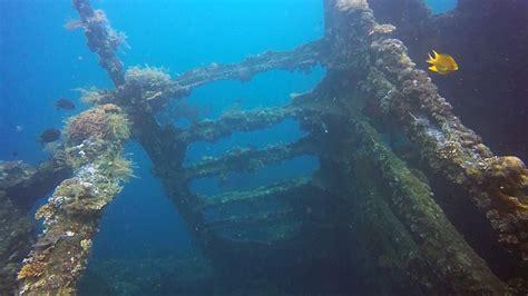 Shipwreck Bali by Diving Usat Liberty Wreck Tulamben Bali Indonesia Youtube