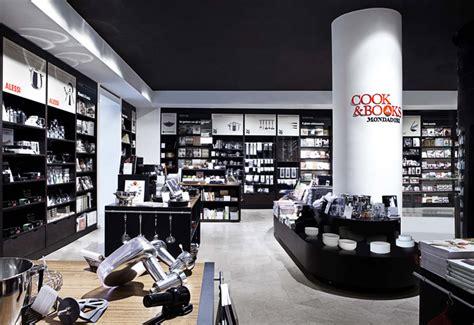 Hagiwara Shop By Design 187 mondadori cook books shop by hangar design milan
