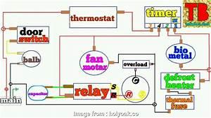 Refrigerator Thermostat Wiring Diagram Brilliant Double