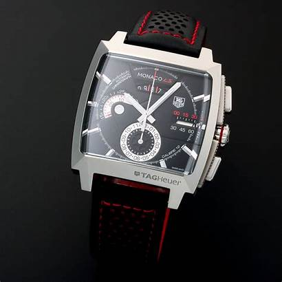 Monaco Ls Tag Heuer Pre Chronograph Owned