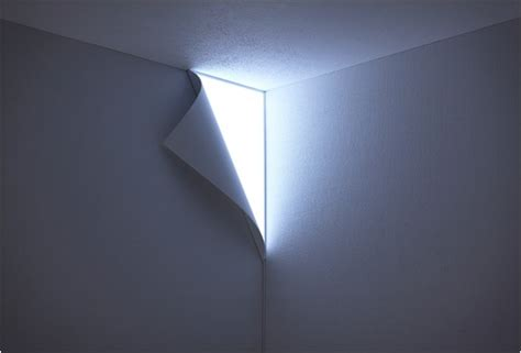 cool peel wall light with oled vuing