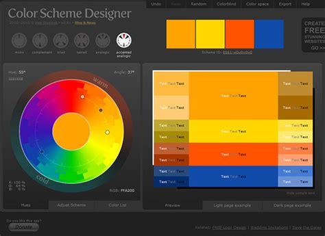 Farbtheorie  Harmonische Farben Für Design Der Website Finden