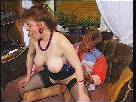 Brunette Milf Wearing Stockings Gets Cum In Mouth In
