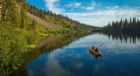 Mammoth Lakes Kayak Boat Canoe   VisitMammoth.com ...
