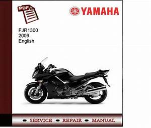 Yamaha Fjr1300 2009 Workshop Service Manual