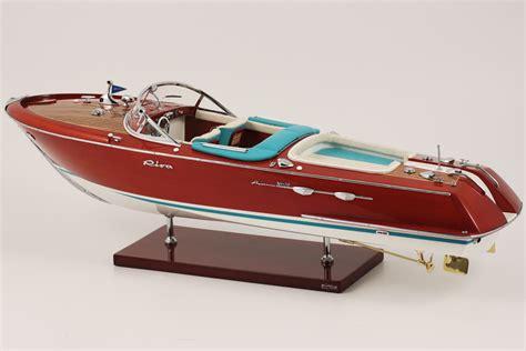 Odell Boat by Maquette Riva Aquarama Special 58cm Kiade