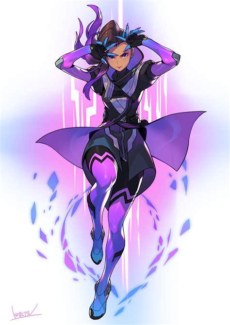 sombra overwatch zerochan anime image board