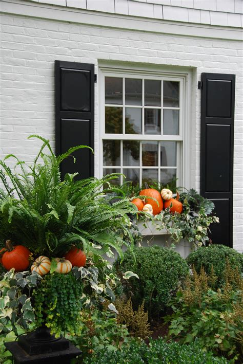 Outdoor Decorating by Outdoor Decor For Fall