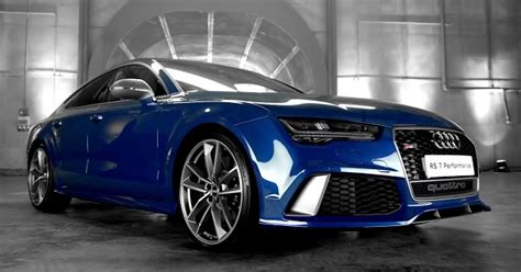 2019 Audi Rs7 New Plug-in Hybrid Version With 700 Hp