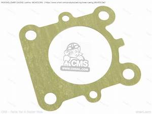 Packing Lower Casing For 9 9d  15d 1990  1991
