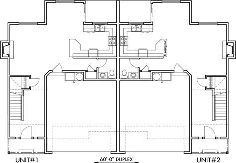 two story duplex floor plans two story duplex house plans 3 bedroom duplex house plans