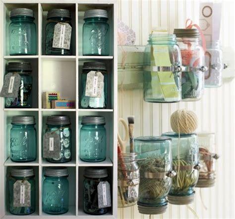 Blue Beach Glass Bathroom Accessories by Favorites Mason Jars Tiffanylanehandmade