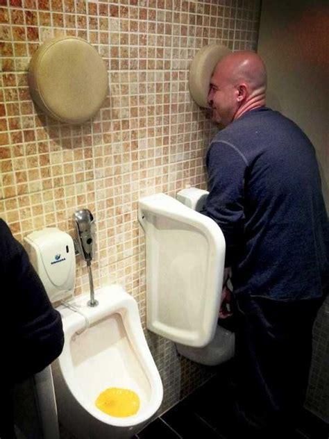 urinals  super amusing  creative