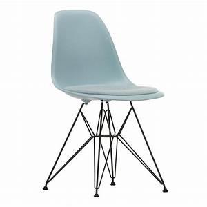 Vitra Eames Chair : vitra eames plastic side chair dsr upholsterd ambientedirect ~ A.2002-acura-tl-radio.info Haus und Dekorationen