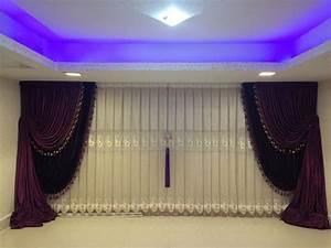 Rideau Moderne Salon : rideaux salon marocain salon marocain ~ Premium-room.com Idées de Décoration