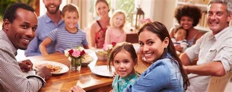 table dining como a vida em família nos faz melhor sempre família