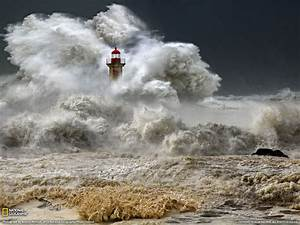 Lighthouse Picture -- Storm Wallpaper -- National ...